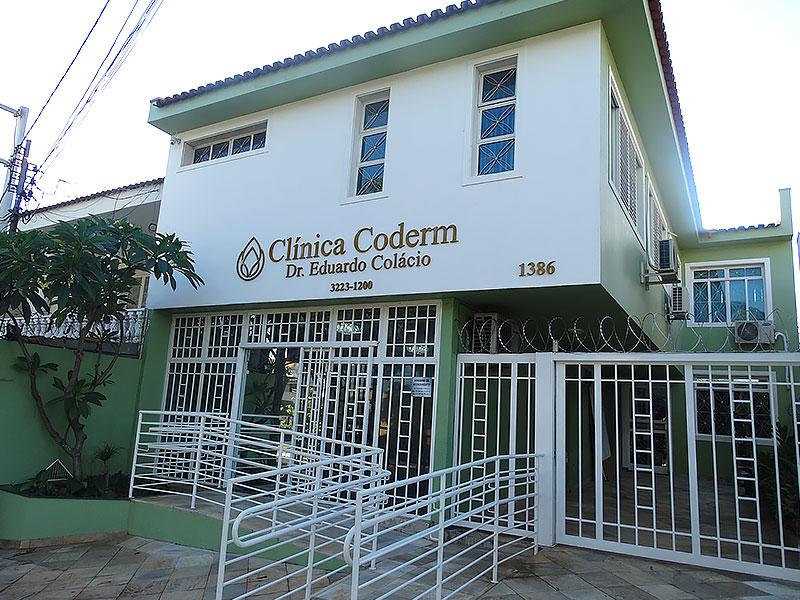 Clínica Coderm - Dr. Eduardo Colácio