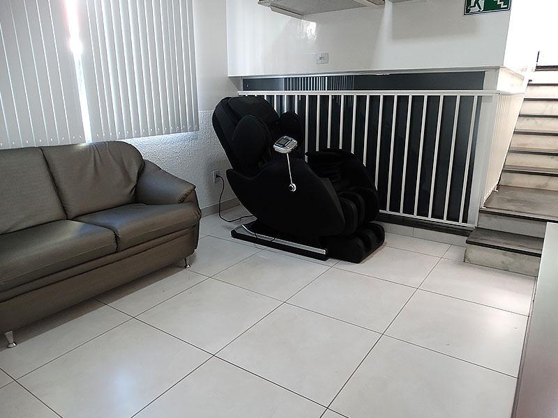 Sala de Repouso | Dr. Eduardo Colácio - Clínica Coderm Uberlândia