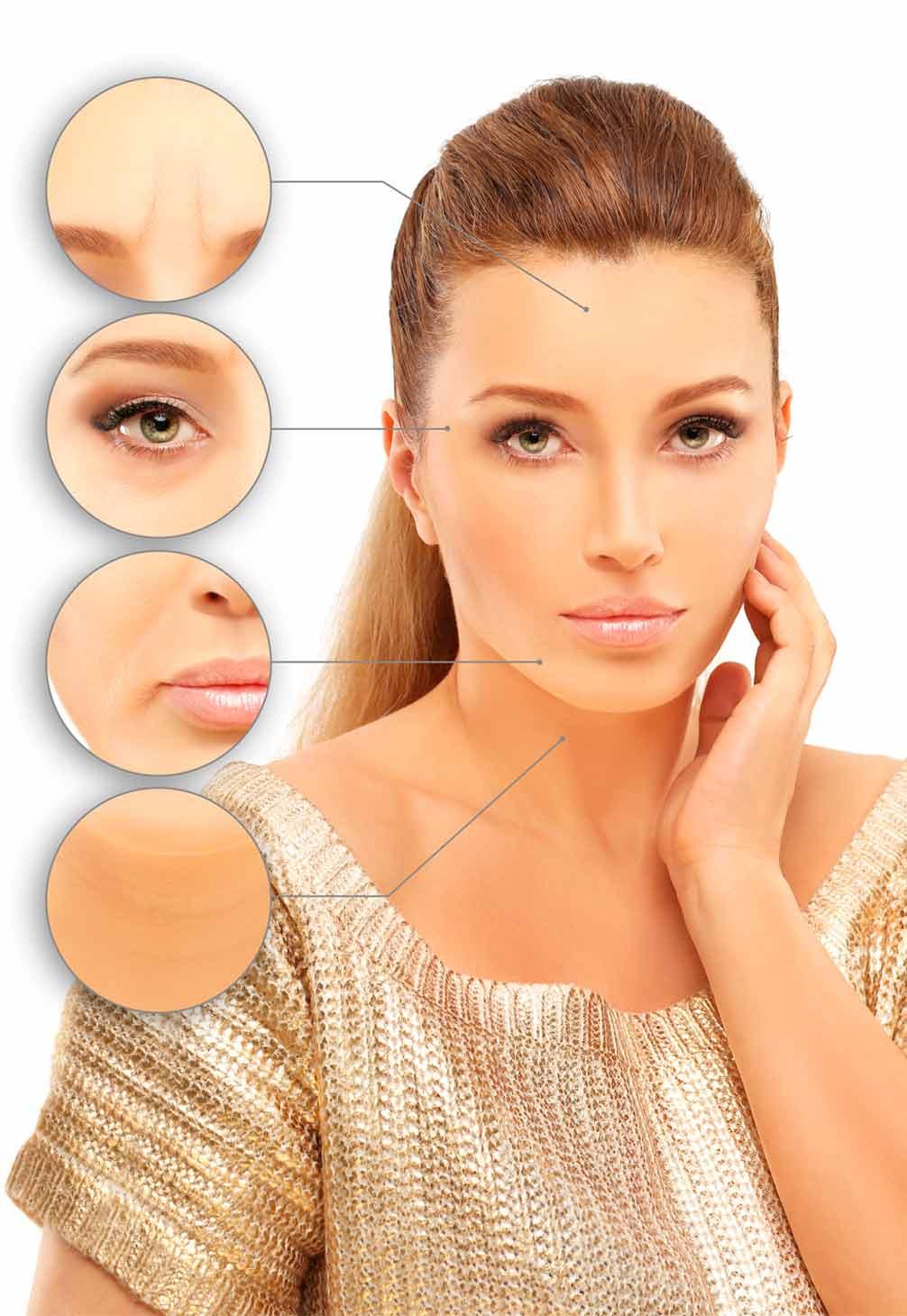 tratamentos estéticos corporais e faciais