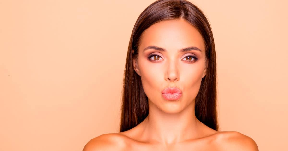 reenchimento labial: antes e depois das famosas e cuidados após o procedimento.